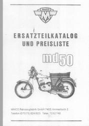 Rabeneick Binetta Modell 55 Ersatzteil Liste Teile Katalog Bedienung Anleitung