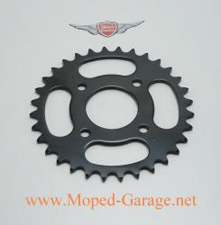 Garelli Cross 40 Mokick 36er Kettenrad verstärkt Esjot Kette Rad Germany Neu*