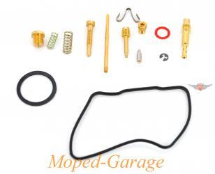 Honda MT MTX MB MBX  Gabel Faltenbalg Halte Klemme Set mit Tachowelle Führung