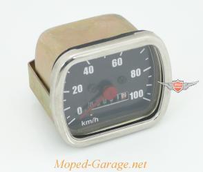 Puch R 50 R 50 V Moped Mofa Tachowelle 700mm Schwarz Tacho Welle Neu