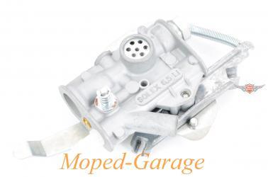 Velo Solex 3800 Benzin Tank Deckel Kraftstoff Tankdeckel Grau Mofa Moped Neu