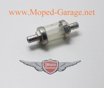 Mofa  Moped Mokick KKR Metall Benzinfilter 8mm