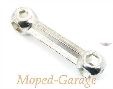 Bordwerkzeug Knochen Werkzeug Mofa Moped Kult