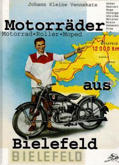 Motorräder Roller Moped aus Bielefeld Buch