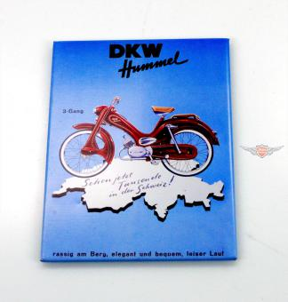 DKW Hummel Mofa Moped Kühlschrank Magnet
