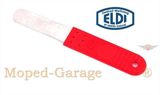 ELDI Kontakt Zündspulen Zündkerze Fühlerlehre 0,40mm Mofa Moped Mokick