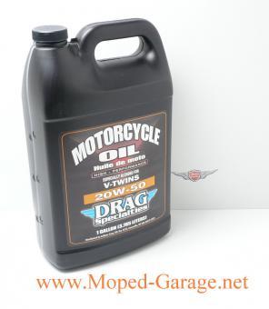 Harley Motoröl 20W50 Drag V-Twin 3,8L