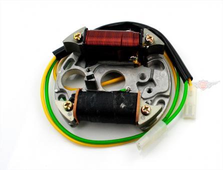 Mofa Moped Kontaktlos Zündanlage Anker Platte