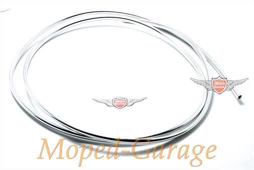 Kreidler Florett RS RMC Eiertank LF Chrom Kantenband