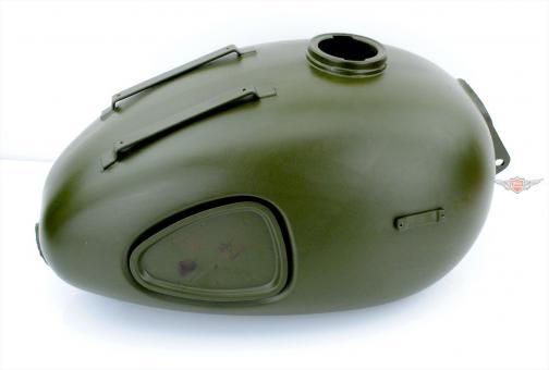 Maico M 250 B Bundeswehr Enduro Blizzard Tank 4942