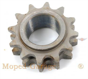 Mobylette Motobecane TL N 40 50 140 150 S L VS VL Motor Antrieb Ritzel 12 Zähne