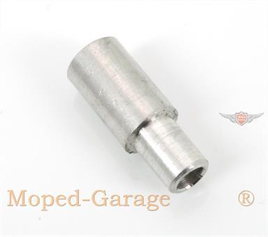 Mofa Moped Bowdenzug Anschluss Hülse 5mm