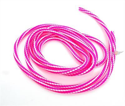 Mofa Moped Bowdenzug Kabel Kabelbaum Benzinschlauch Bowdenzug Hülle Pink