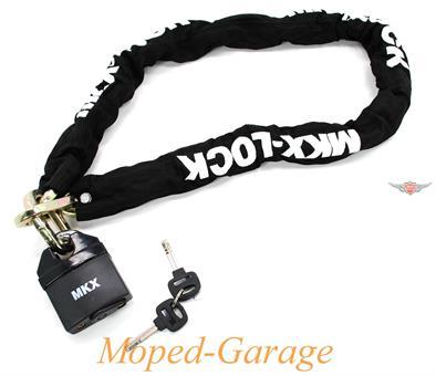 Mofa Moped Mokick Ketten Sicherheits Schloß
