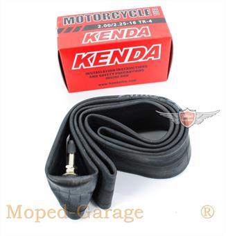 Mofa Moped Mokick KKR Kenda 2 x 19 Zoll Schlauch