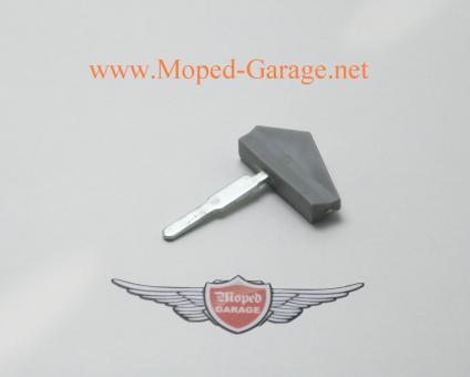 Zündapp Mofa Moped Mokick KKR Uni Zündschlüssel Grau