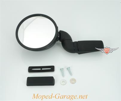 Moped Mokick KKR  Verkleidungs Spiegel bumm original Rund