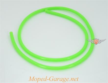 Moped Mokick Mofa Roller Benzinschlauch Grün 1meter