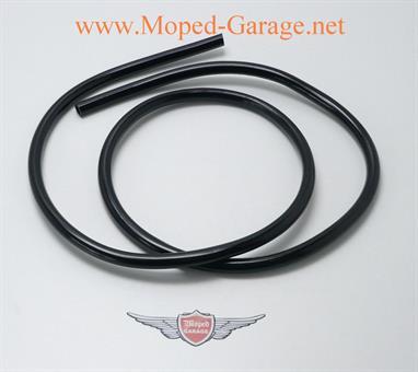 Moped Mokick Mofa Roller Benzinschlauch Schwarz 1meter