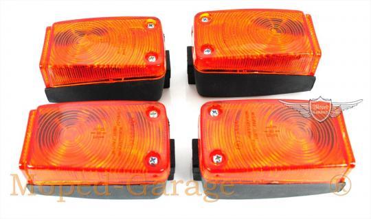 Zündapp GTS KS C 50 Sport Blinker Paar 255