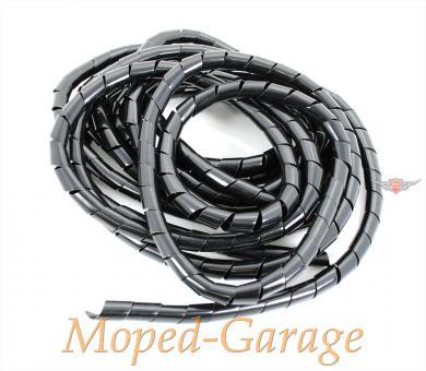 Mofa Moped Kabel Baum Spiralschlauch Kabelbinder 5 Meter
