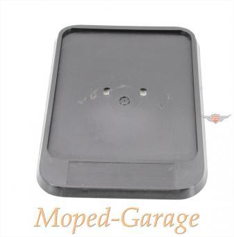 Mofa Moped Kennzeichen Verstärkung Unterlage