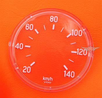 Puch Maxi Monza M Jet Tacho Glas 140 Km/h