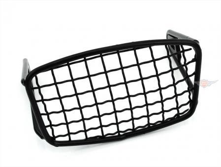 Mofa Moped Mokick Scheinwerfer Gitter für Rechteck Scheinwerfer