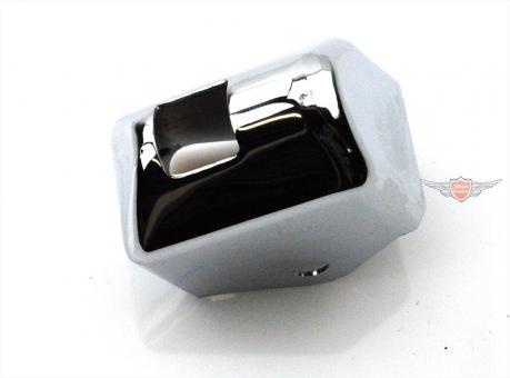 Simson Schwalbe SR KR Blinker Schalter Abdeckung Chrom
