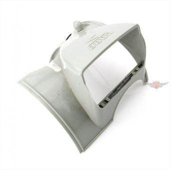 Velo Solex 3800 Scheinwerfer Verkleidung mit Schalter Grau