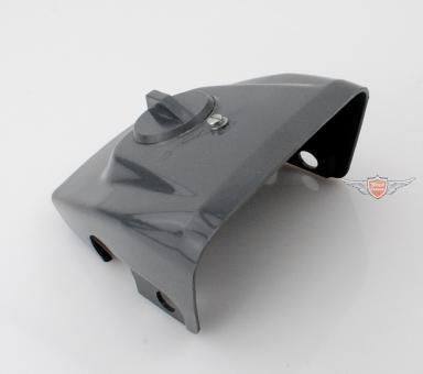 Velo Solex 5000 Scheinwerfer Verkleidung mit Schalter Grau