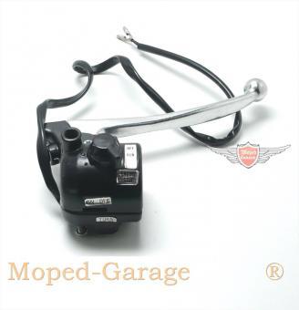 Yamaha DT 50 MX RD Gasgriff Armatur mit Schalter Hebel