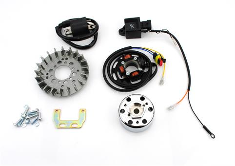 Zündapp C 50 Super HPI Renn Zündung Mofa Moped Tuning