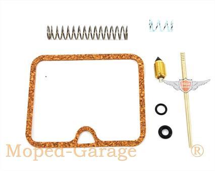 Zündapp KS 80 21/20 Bing Vergaser Dicht + Reparaturset