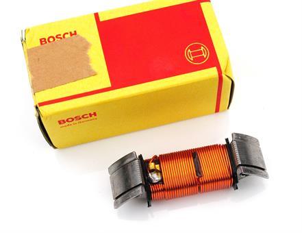 Zündapp KS GS 100 125 Original Bosch Licht Strom Anker Spule NEU