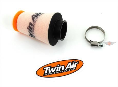 Zündapp Mofa Moped Mokick Motor Tuning Renn Sport Luftfilter Twin Air 35mm