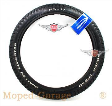 Hercules Prima Roadstar Schwalbe Reifen 2 1/4 x 17