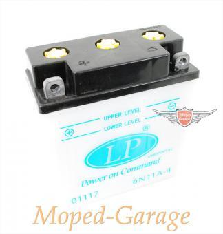 Hercules K 125 BW Batterie 6 Volt 11Ah