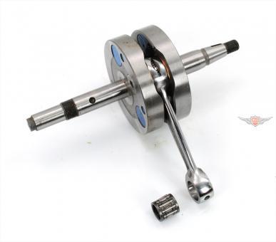 Zündapp ZD ZL ZX ZS 2/3/4 Gang Motor Kurbelwelle Vollwangen Rito 19tsd Upm 44mm Hub