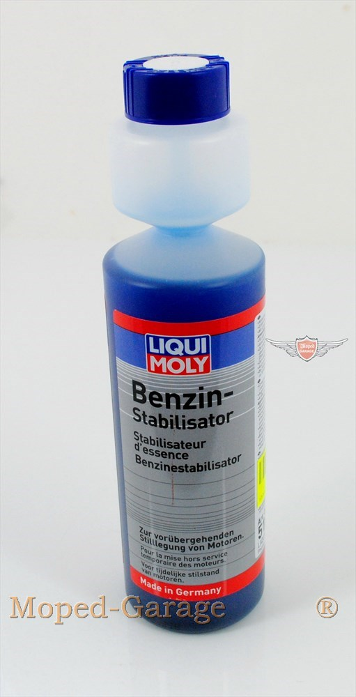 liqui moly 5107 benzin stabilisator 250 ml. Black Bedroom Furniture Sets. Home Design Ideas