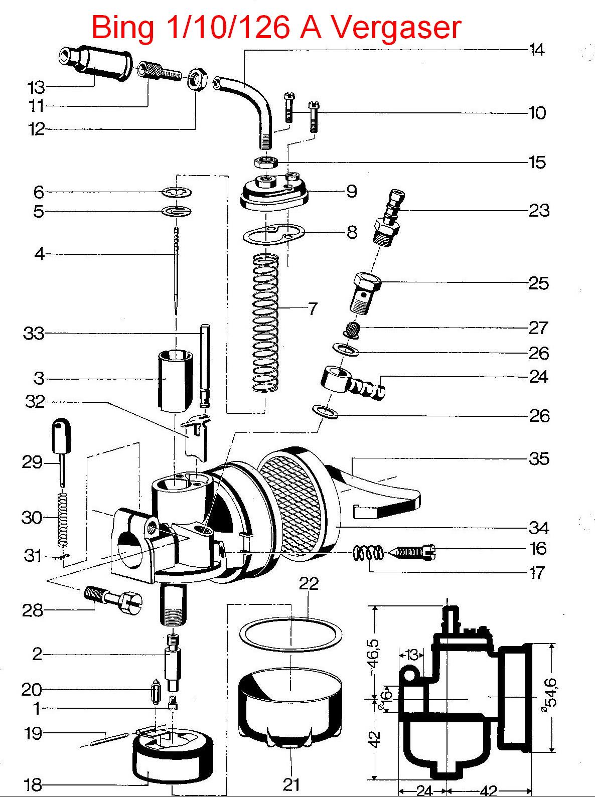 Linhai Yamaha Parts