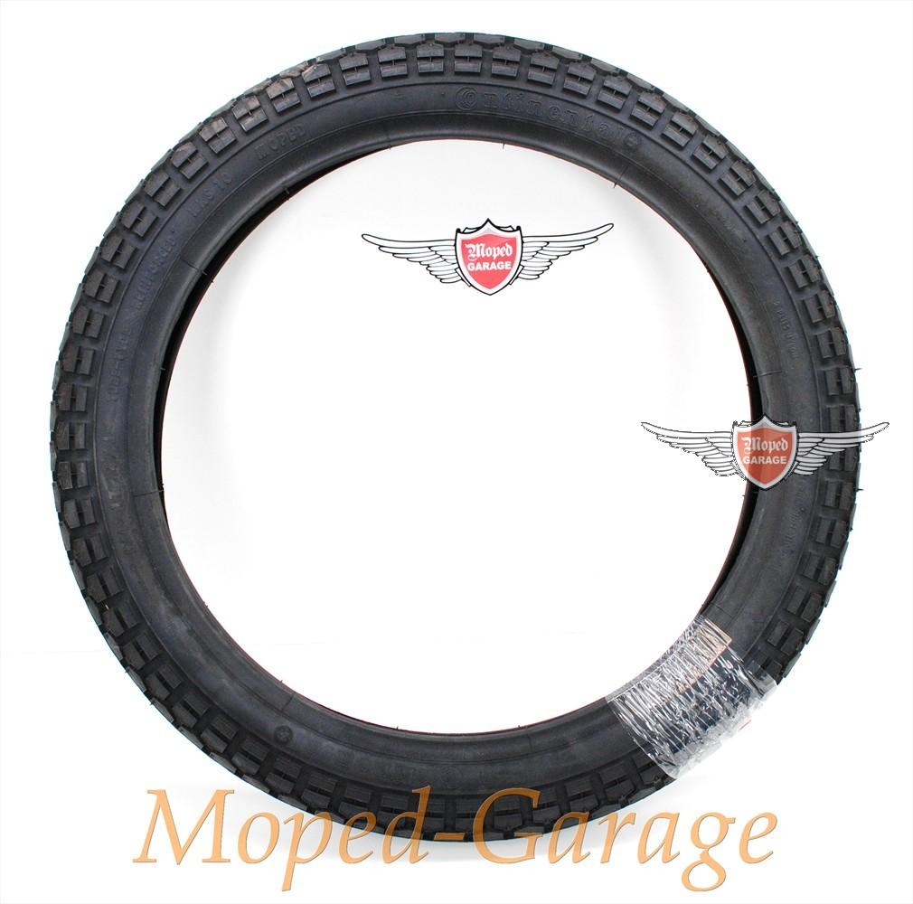 DKW KTM Miele Moped Weisswand Reifen Satz 2 3//4 x 17 Zoll IRC 21 x 2,75 Neu*