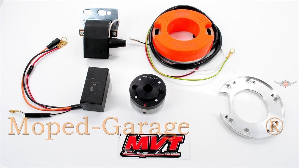 Moped Garage Net Derbi Senda Mvt Innen Rotor Z 252 Ndung