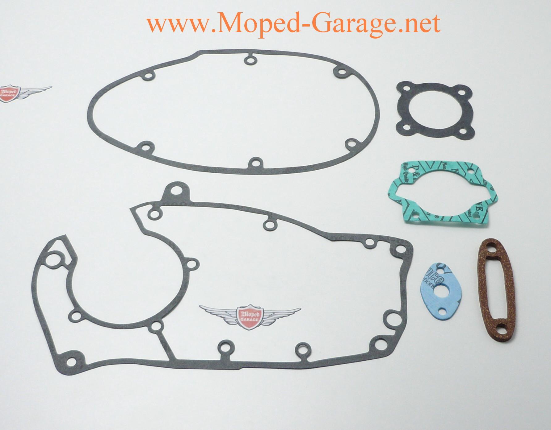 Moped-Garage.net | DKW Hummel Motor Dichtung Satz Zweirad Union ...