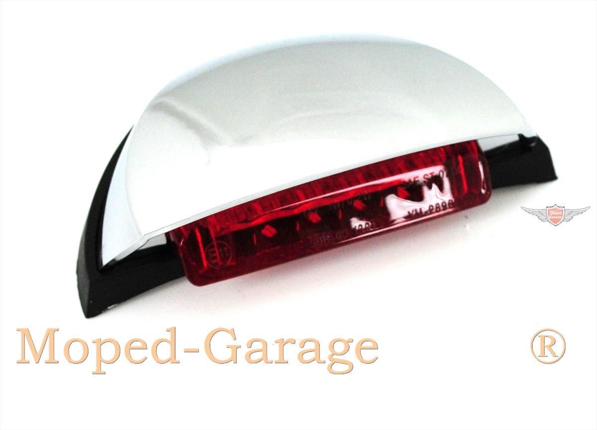 moped harley motorrad led chrom mini fender. Black Bedroom Furniture Sets. Home Design Ideas