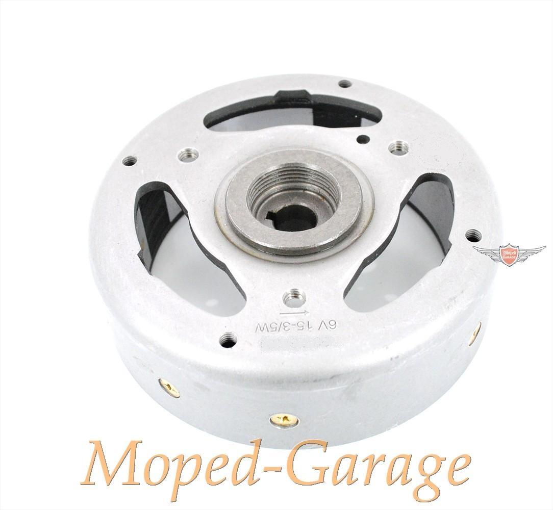 Hercules Prima 2 3 4 5 Sachs 505 Zündung Polrad Mofa Moped 6 Volt 15 Watt Neu *