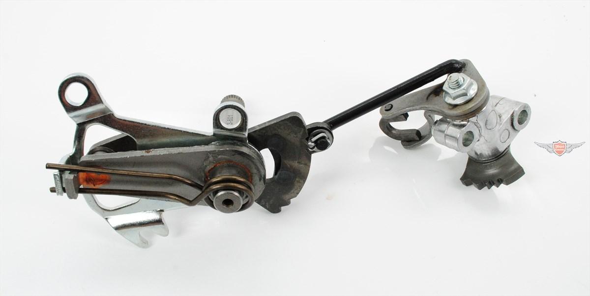 Moped-Garage.net | Hercules Sachs 50/3 3 Gang Motor Fußschaltung ...