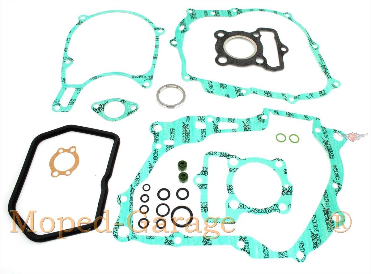 Honda Cb 50 J Xl S Cy K Athena Motor Cb50 Wiring Diagram Zylinder Dichtung Satz