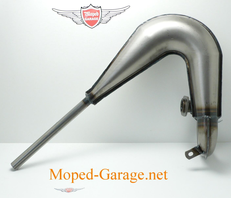 Moped Garage Net Honda Mt 80 Enduro Proma Renn Auspuff
