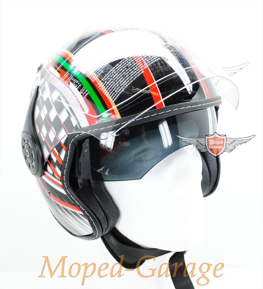 moped mofa moped chopper motorrad jet helm. Black Bedroom Furniture Sets. Home Design Ideas